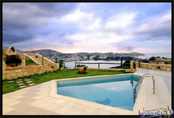 Hyperion Villas for rent in Agia Pelagia Heraklion Crete